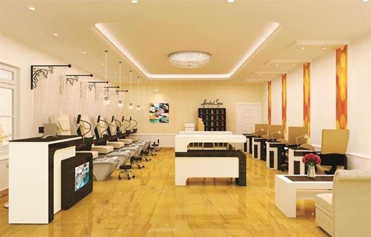 Các cách lựa chọn đồ nội thất cho tiệm nail