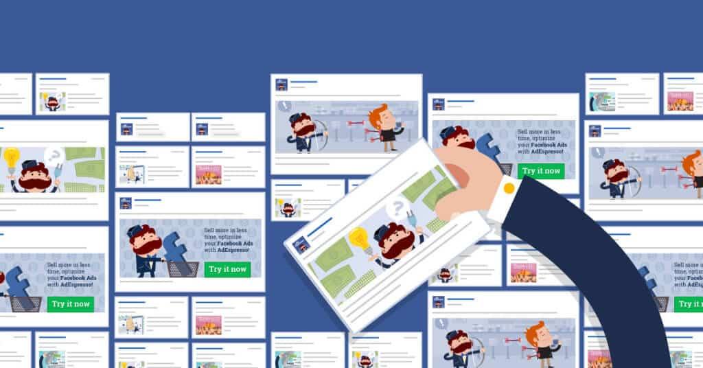 Test Facebook Ads