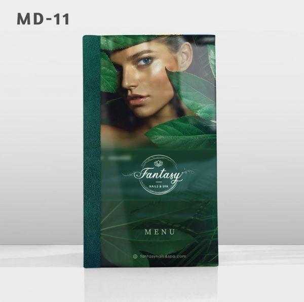 Menu MD11