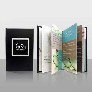 Pedicure Booklet