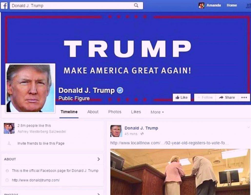 tổng thống Trump dùng mạng xã hội để khuấy đảo Thế giới