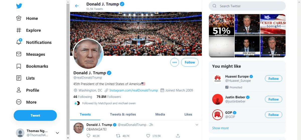 Đến Tổng thống Trump còn khuấy đảo Thế giới bằng mạng xã hội. Sao bạn không tận dụng mạng xã hội để quảng cáo cho tiệm nails của mình?