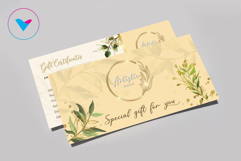 VNailPro Gift Certificate