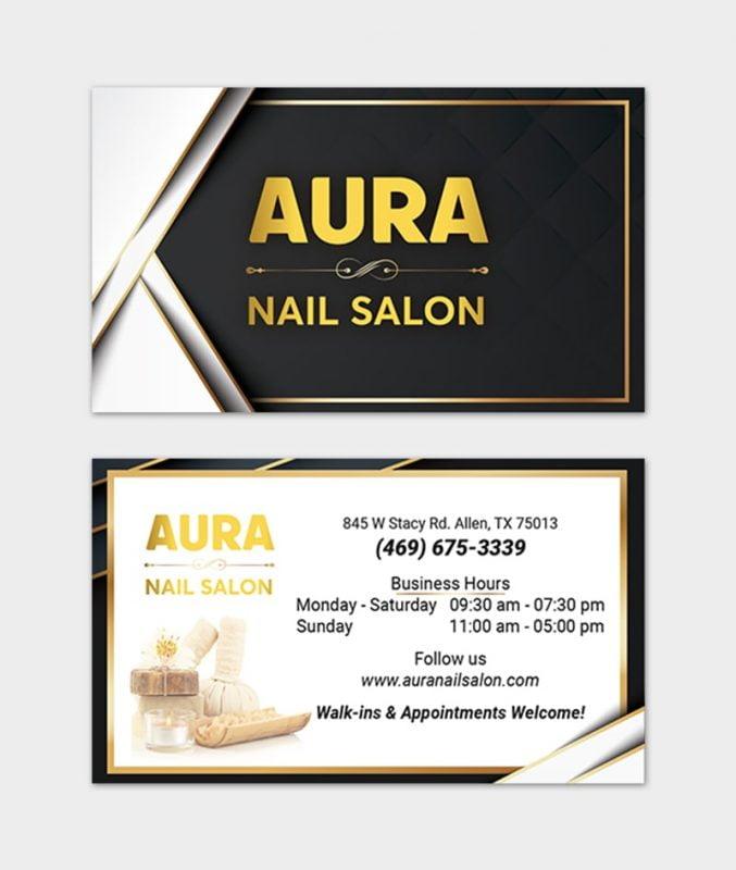 Aura Nail Salon
