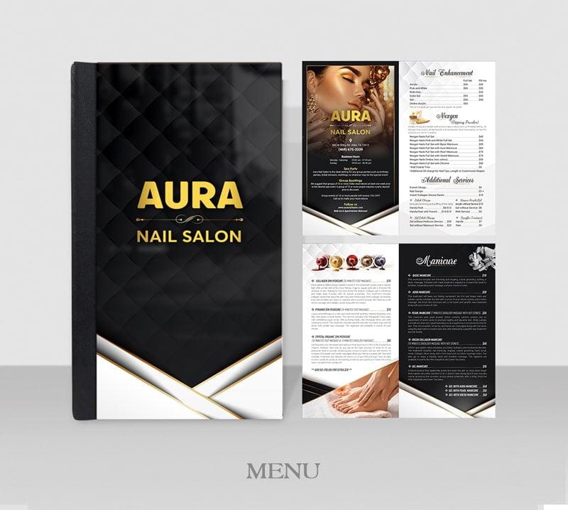Aura Nail Spa